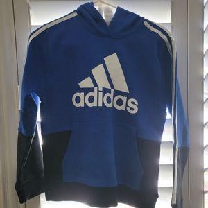 NWT Boys Adidas sweatshirt
